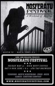 Nosferatu Festival A Weekend of Horror