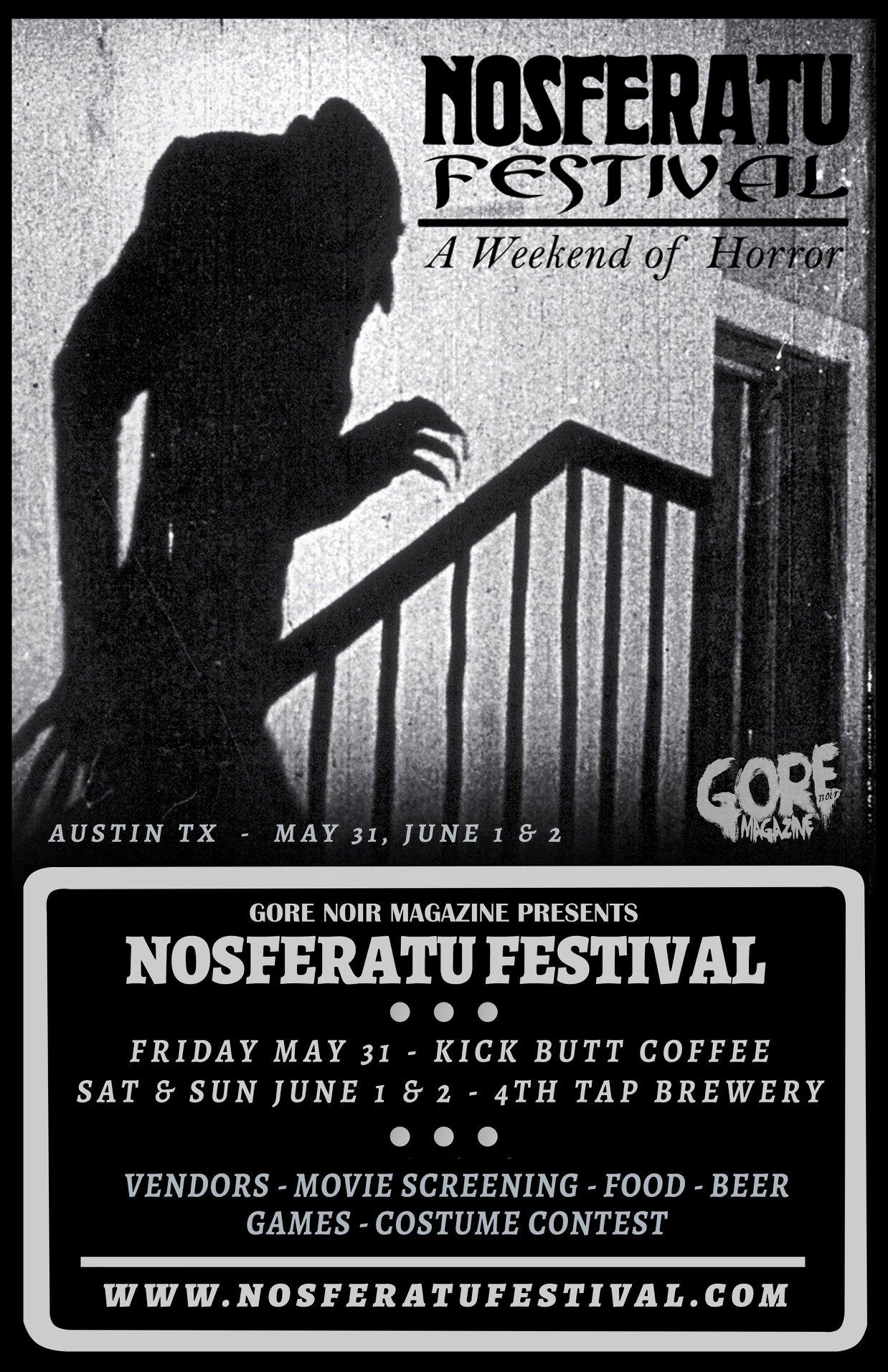 Nosferatu Festival A Weekend of Horror