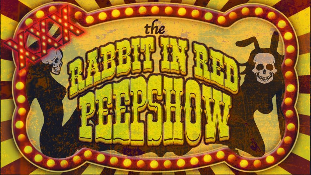 The Rabbit in Red Peepshow