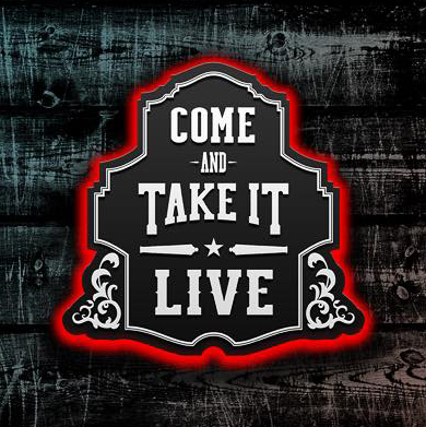 Come and Take It Live