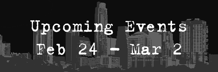 The Darker Side of Austin Events: Feb 24-Mar 2