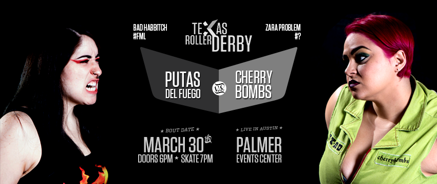 Putas del Fuego vs Cherry Bombs