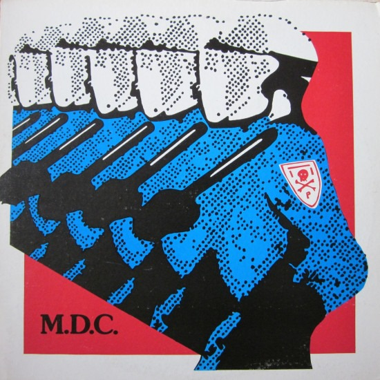 MDC, Verbal Abuse, The Elected Officials Tour