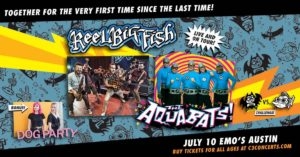 Reel Big Fish + The Aquabats! at Emo's Austin