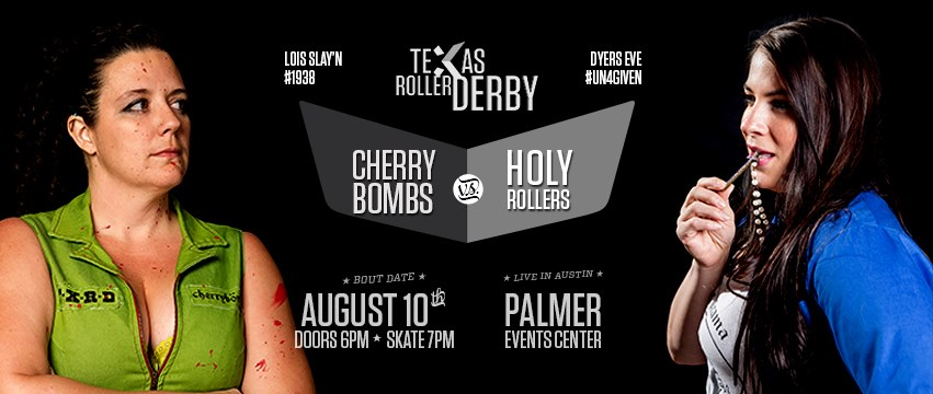 Cherry Bombs Vs Holy Rollers