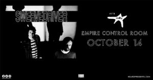 Swervedriver with Milly