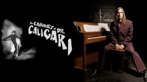 The Cabinet of Dr. Caligari Featuring Graham Reynolds