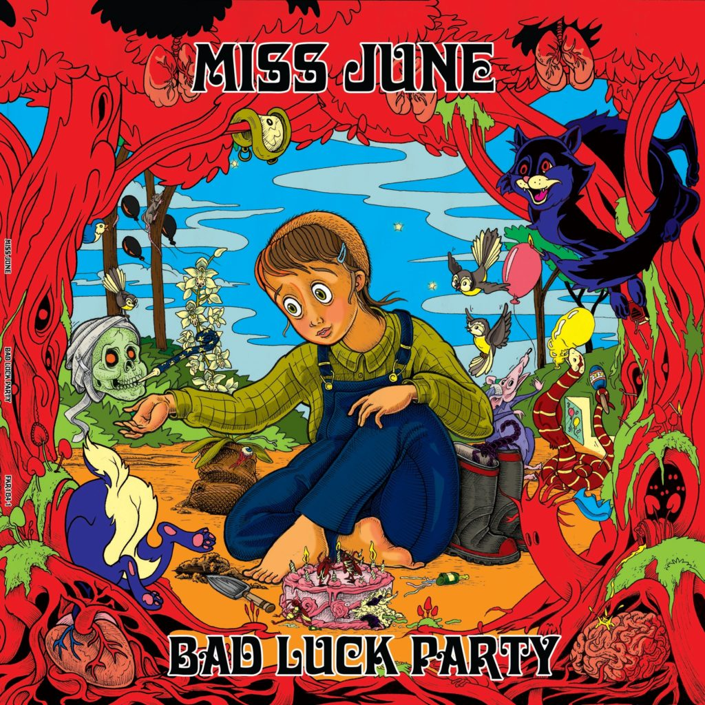 Bad Luck Party Tour with Miss June