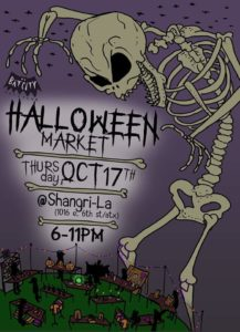 Bat City Artisans Halloween Market