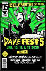 DaveFest 5 - Final! 30 Years!