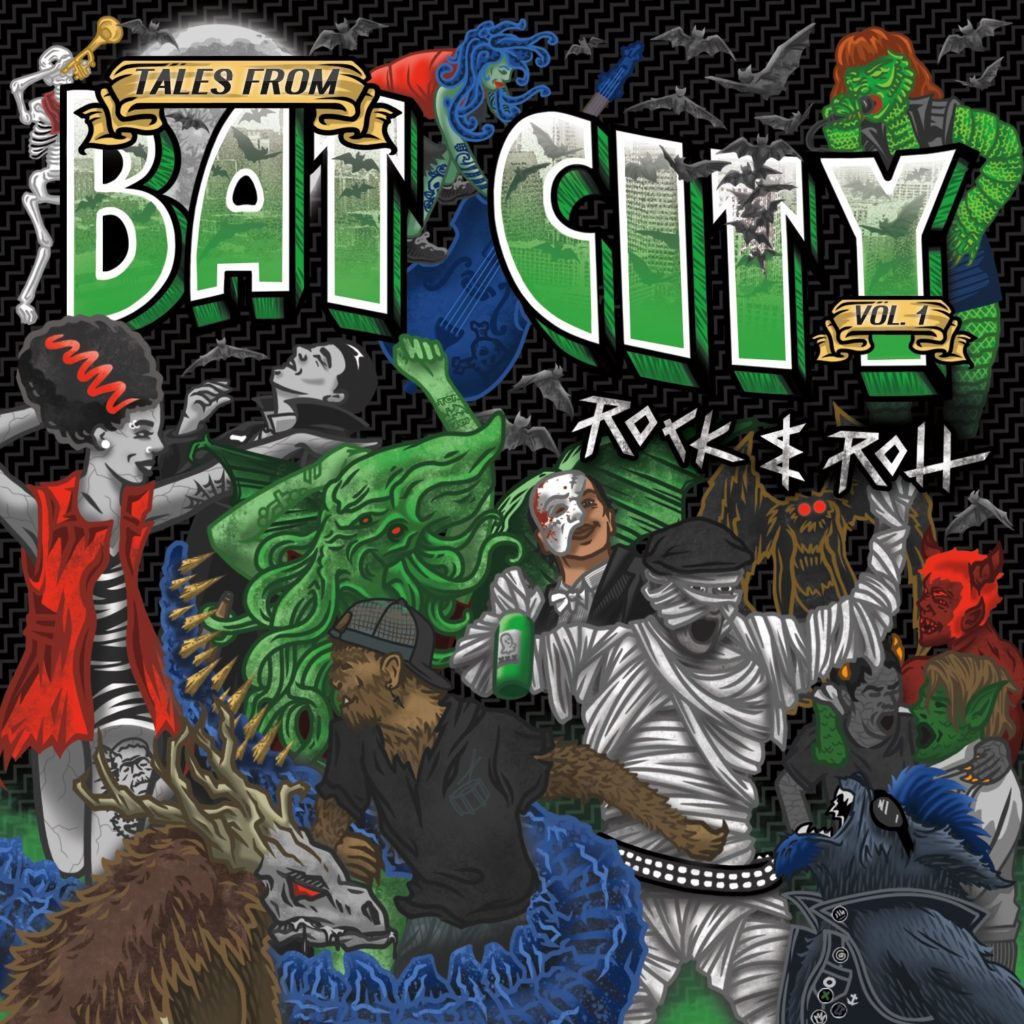TALES from BAT City Rock vol.1 Release PARTY