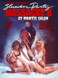 Slumber Party Massacre 2 Movie Party
