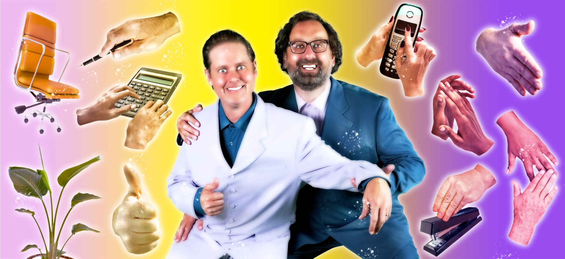 Tim and Eric 2020 Mandatory Attendance World Tour
