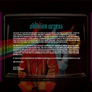 Oblivion Access Cancellation