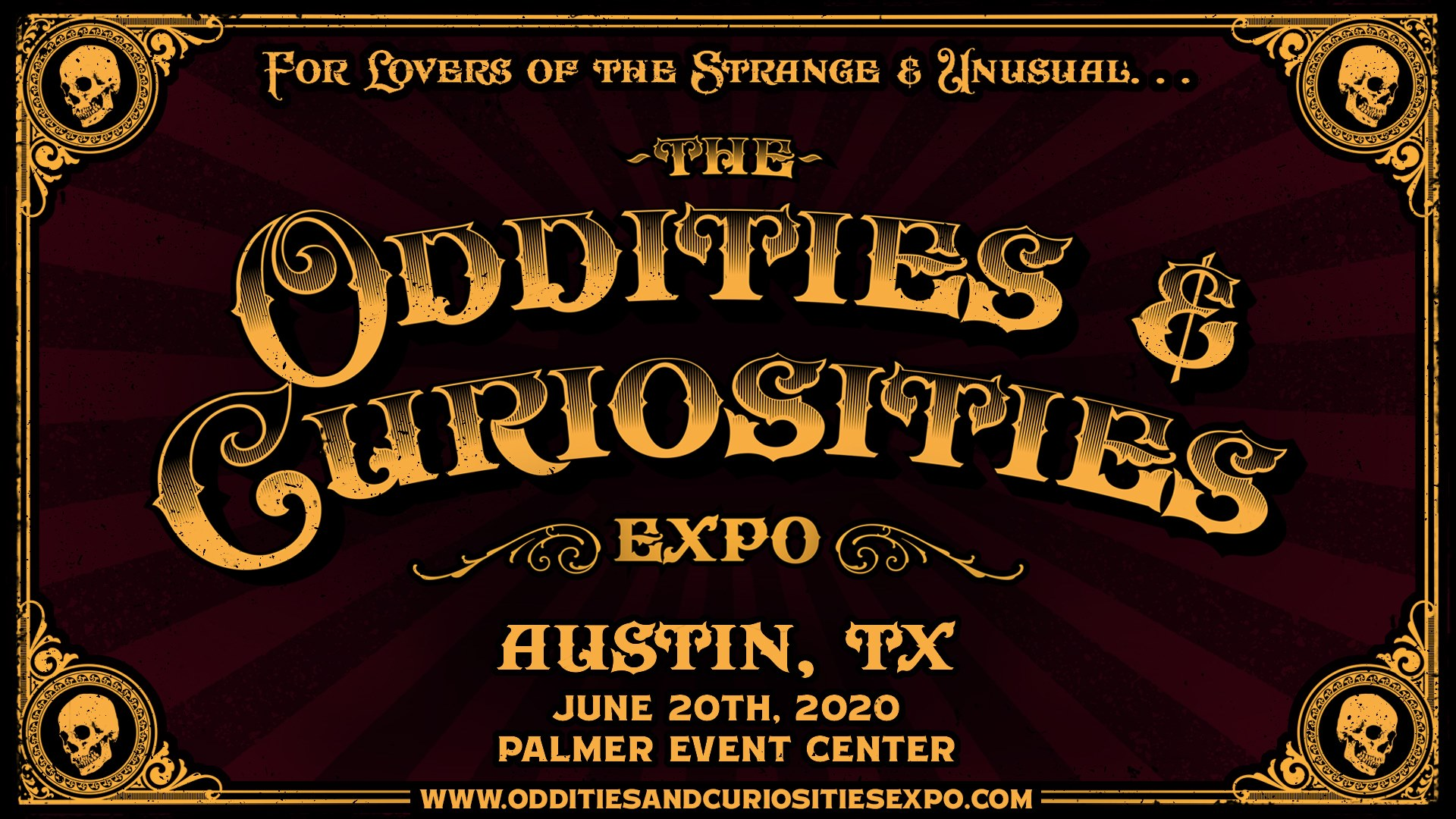Austin Oddities & Curiosities Expo2020