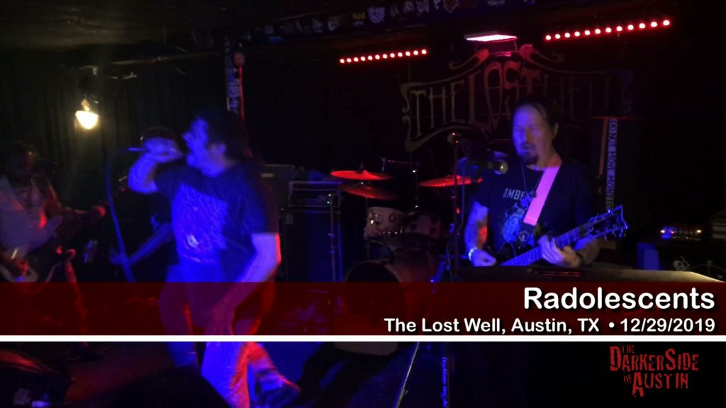 Radolescents @ The Lost Well, Austin, TX - Interview & Performance