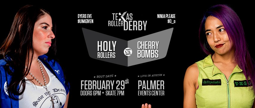 Holy Rollers vs. Cherry Bombs