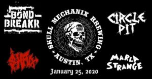 Metal & Punk at Skull Mechanix