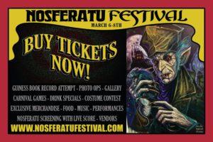 Nosferatu Fesitval 2020 Image