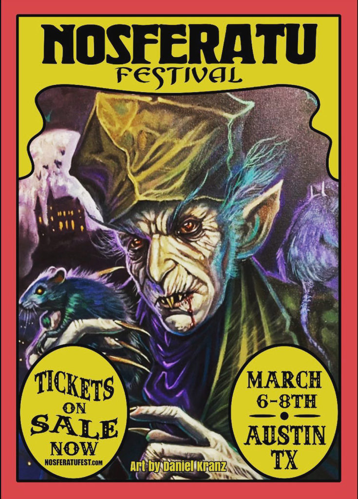 Nosferatu Festival 2020 - March 6-8