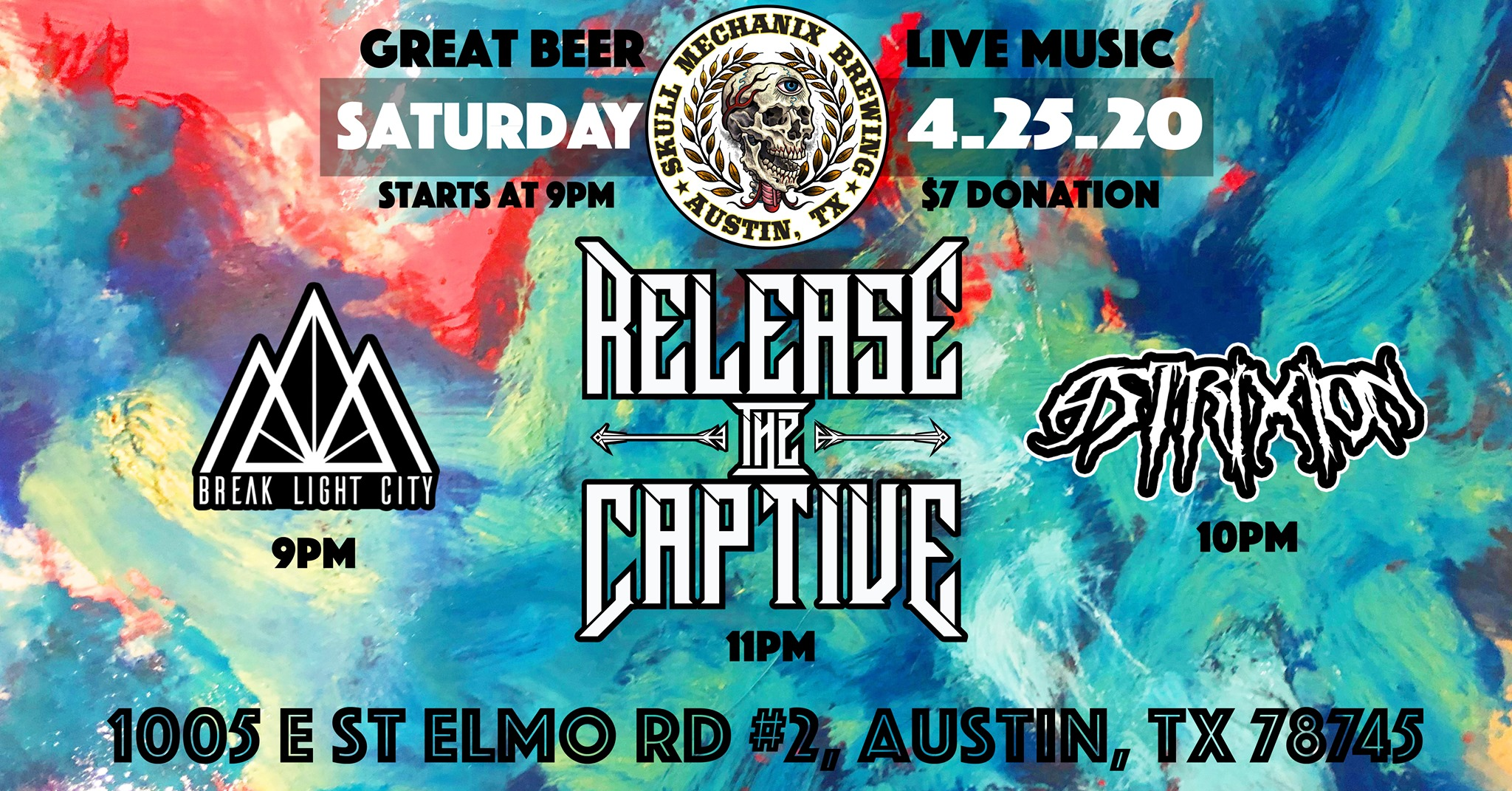 Release the Captive w/ Astrixion and Break Light City