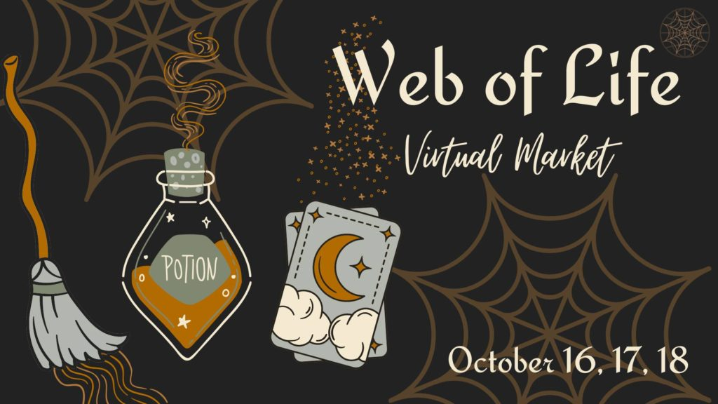 Web of Life Virtual Witches' Market